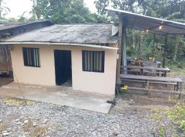 Casa finca El Creyente, Buenaventura