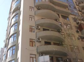 Apartment on Suleyman Rustem 17, Baku