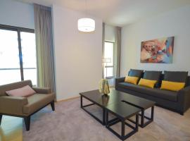 Hometown Apartments - Spacious & Elegantly Furnished, Dubai