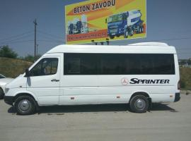Transportation, Xuray