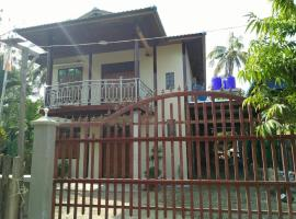 2Brother Villa by Hotel Ngapali Group, 额布里