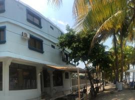 Hotel y Restaurante Coral Reef, Tela