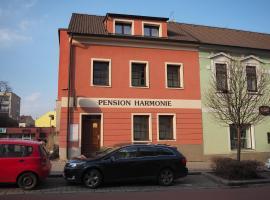 Pension Harmonie, Колин