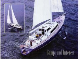 Compound Interest - Boat, San Juan