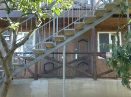 Guest house on Demerjipa, Gagra
