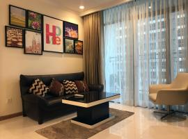 MOST WANTED ★ LUXURY-3BR with BEAUTIFUL view RIVER, Ho Chi Minh