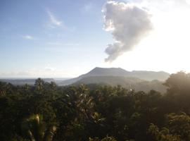 Volcano Birdview, Tanna Island