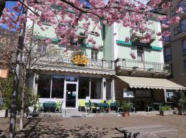 Hotel Corona, Locarno
