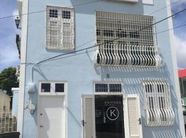 Knipoog Studios, Oranjestad