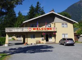 Swiss Chalets Motel, Hope