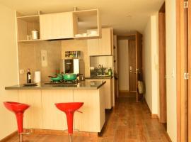 Beautiful Apartment Usaquen, Bogotá