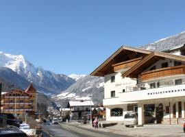 Hotel Garni Glück Auf, Mayrhofen