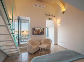 Capital City Accommodations - Sea View, La Valletta