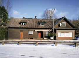 Six-Bedroom Holiday Home in Knared, Knäred