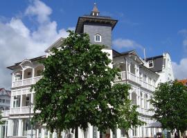 Villa Aegir by Rujana, Binz