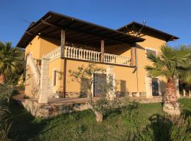 Villa del Sole, Favara