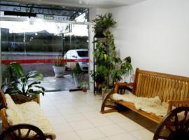 Hotel e Restaurante Pampeano, Erechim