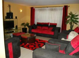 Fred Home, Nairobi