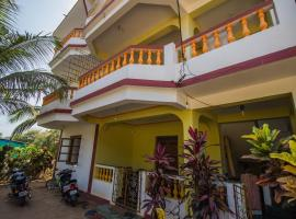 Beach Side 3BHK Ashwem, Mandrem