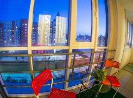 Апартаменты на Маршала Жукова, 101к1, Omsk