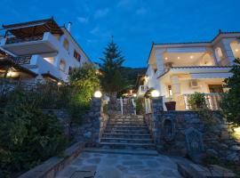 Διαμερισματα Νικη, Panormos Skopelos
