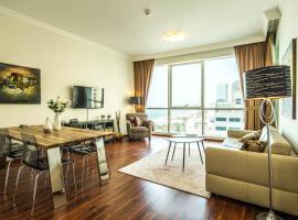 Frank Porter - Al Bateen Residence - JBR, Dubaj