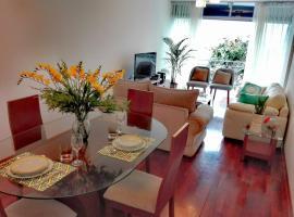Seguro, confortable y súper ubicado en Miraflores, Lima