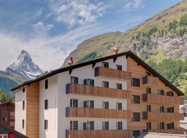 Hotel Bristol, Zermatt
