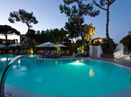 Hotel Hermitage & Park Terme, Искья