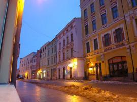 Hotel Milenium, Йиглава