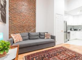 Upper West Luxury 4Bed/2Bath: Steps to Central Park, Нью-Йорк