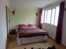 IminTourga apartement, Mirleft
