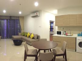 Executive suite view pool & i-city, Shah Alam