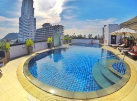 Absolute Bangla Luxury Suite, Plage de Patong