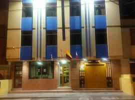 Hostal San Isidro, Trujillo