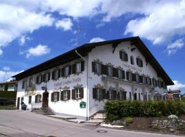 Gasthof Pension Hirsch