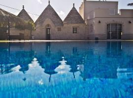 Tipical Apulian Trulli with pool, Monopoli