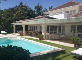 Luxury Villa, B4 Tortuga Bay, Punta Cana