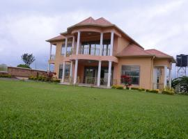 Serene Garden House, Kigali