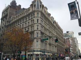 New York Apartments, Nowy Jork