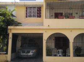 Casa de Diki, Santo Domingo