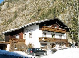 Haus Alpina 045W, Längenfeld