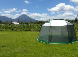 Verde Lodge Camping Site, Fortuna