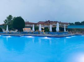 Grand Platon Hotel, Olympiakí Aktí