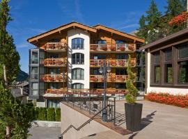 Beau Site Alpine Chic Rooms, Церматт