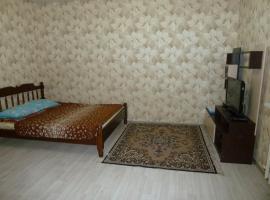 Apartment on Kolomenskaya 101а, Kolomna