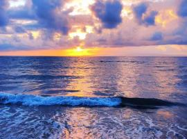 Listen to the sea, Dumaguete
