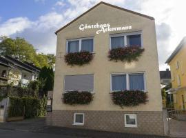 Gästehaus Ackermann