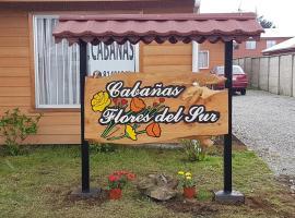 Cabañas Flores del sur, Llanquihue