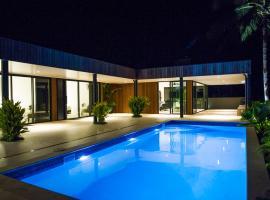 Pacific Palms Luxury Villa, Rarotonga